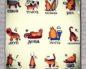 картинка знаков зодиака из нарисованных котов.