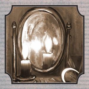Гадание перед зеркалом