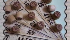 Карточки игры в лото