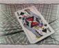 Перевернутая колода игральных карт и Дама Червей