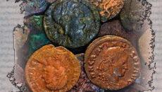 Древние монеты,ритуал на привлечение денег