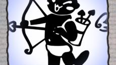 Знак зодиака стрелец мультяшный.